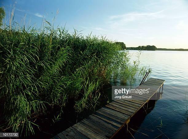 TEUPITZER LAKE, BRANDENBURG, GERMANY