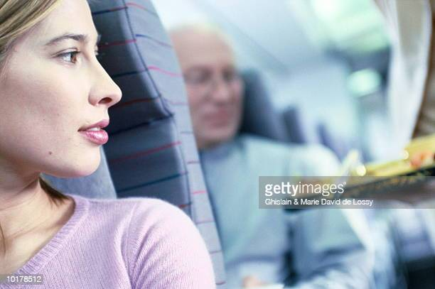AIRLINE PASSENGERS & FLIGHT ATTENDANT