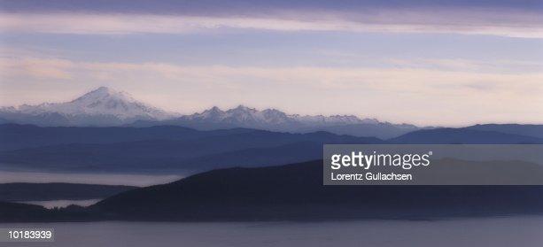 USA,WASHINGTON, MOUNT OLYMPUS