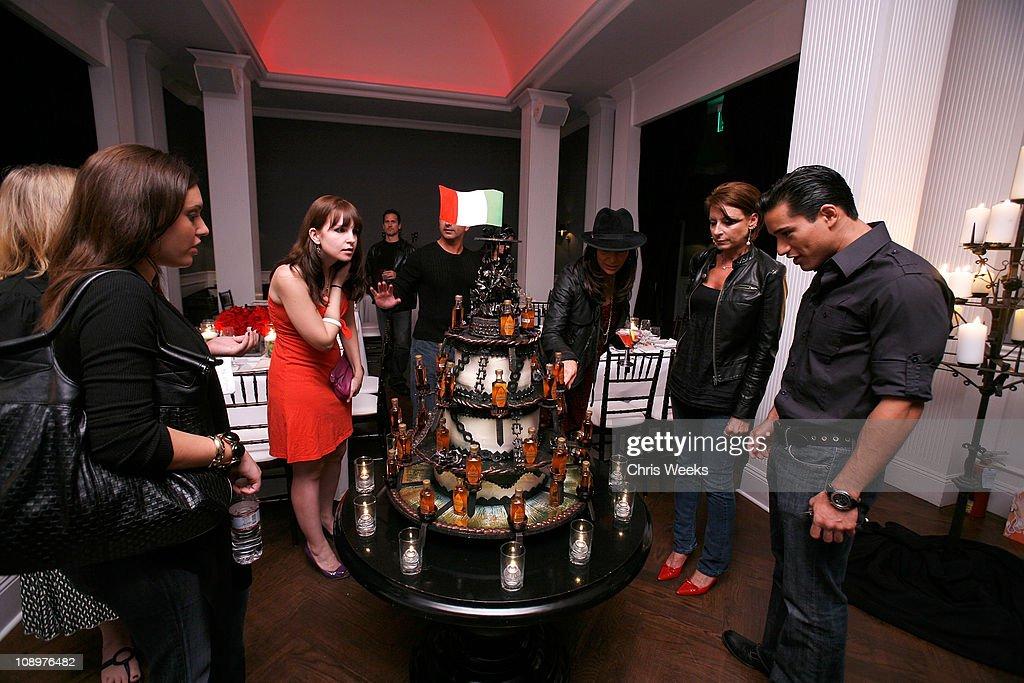 Mario Lopez Birthday Party