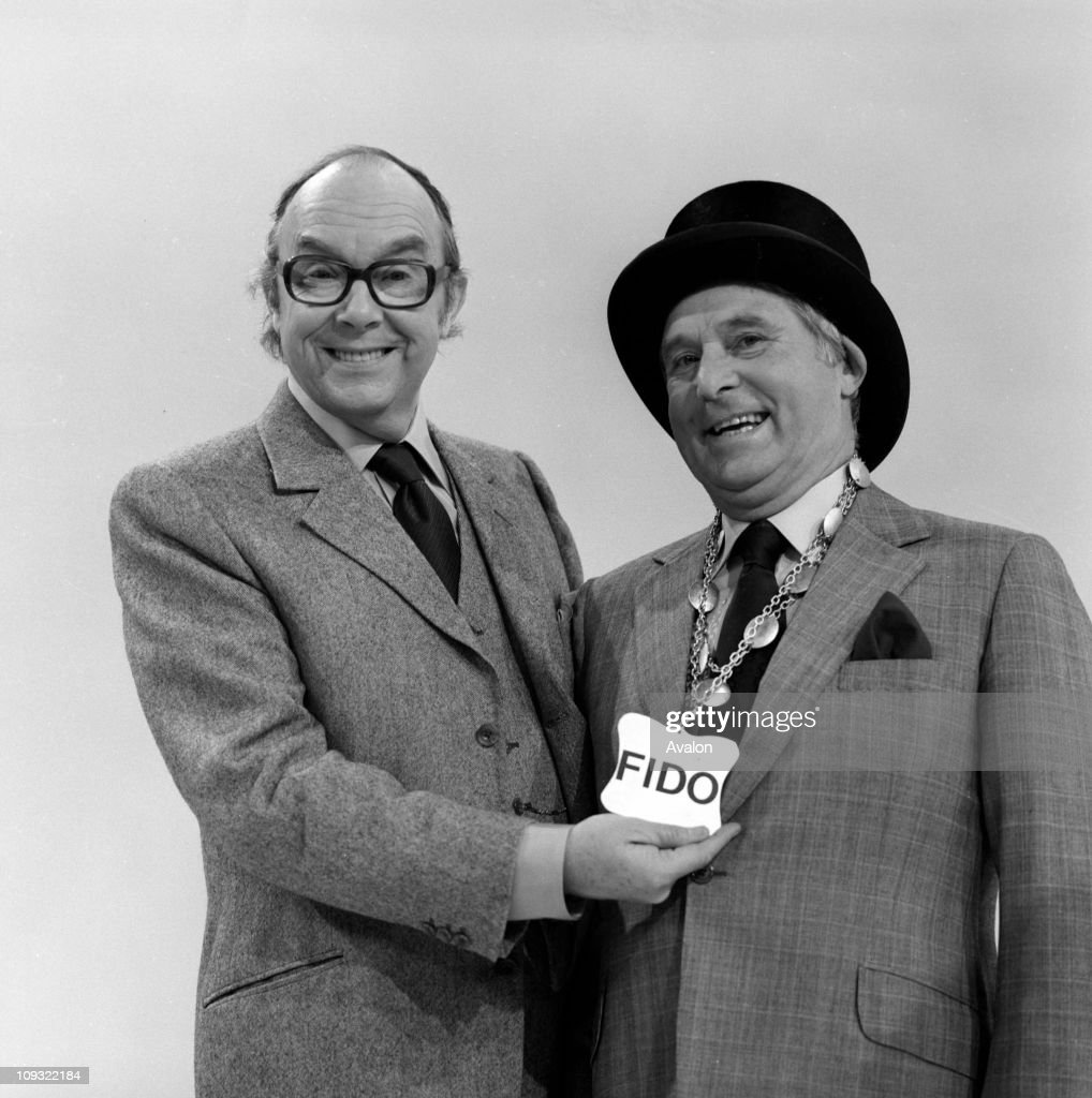 Eric Morecambe and Ernie Wise British Comedy Duo known as 'Morecambe and Wise' Date