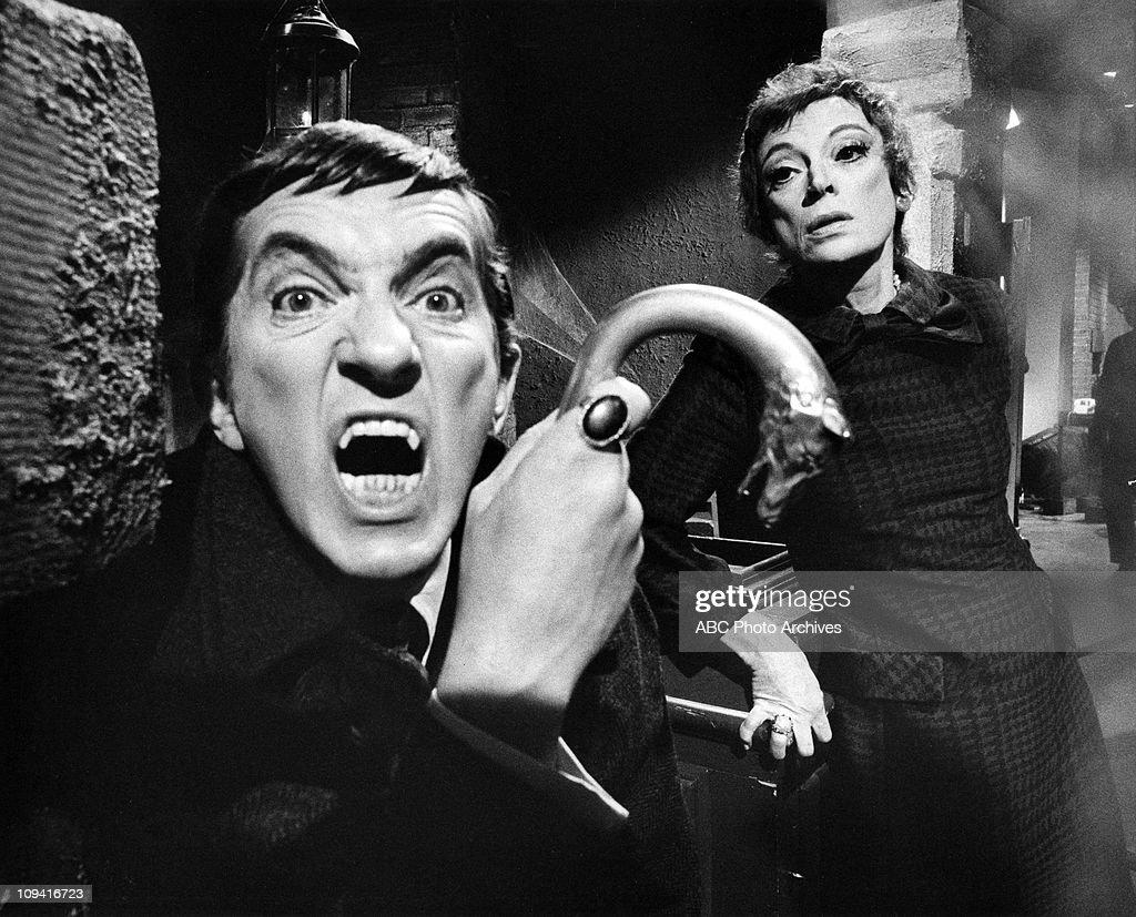 """""""Dark Shadows"""" Premiered in 1966"""