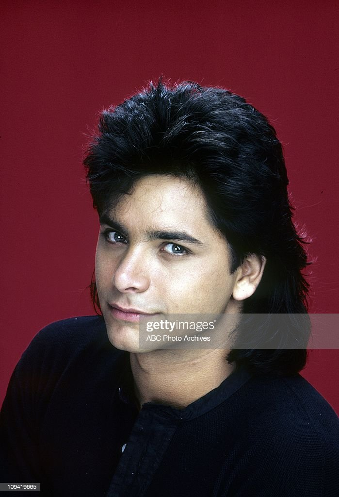 A Full House requires full hair seems to be the rule for Jesse Kastopolis' pouffy rebel with a mullet look, as played by John Stamos.