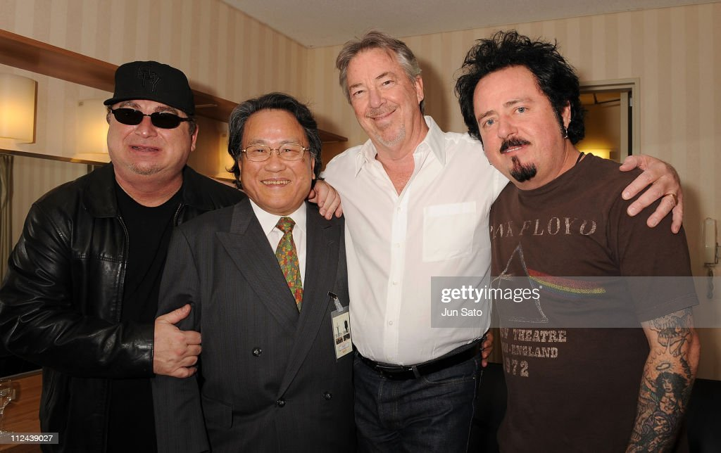Toto And Boz Scaggs Play Tokyo