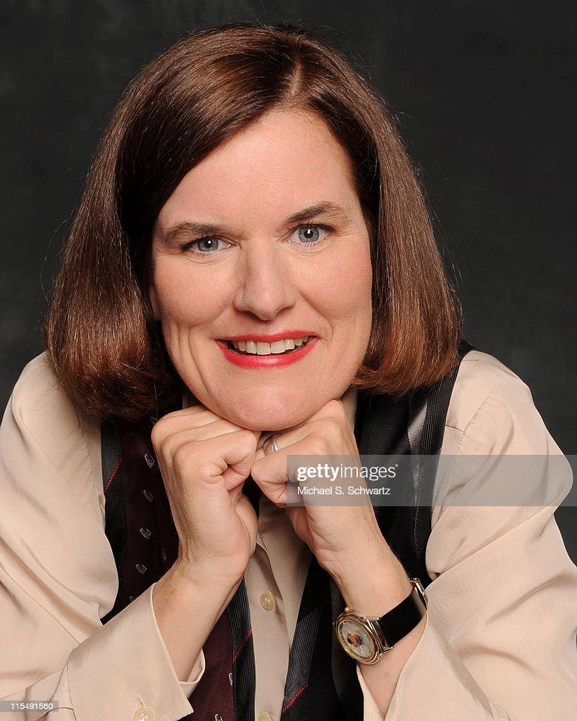Portrait Session With Paula Poundstone