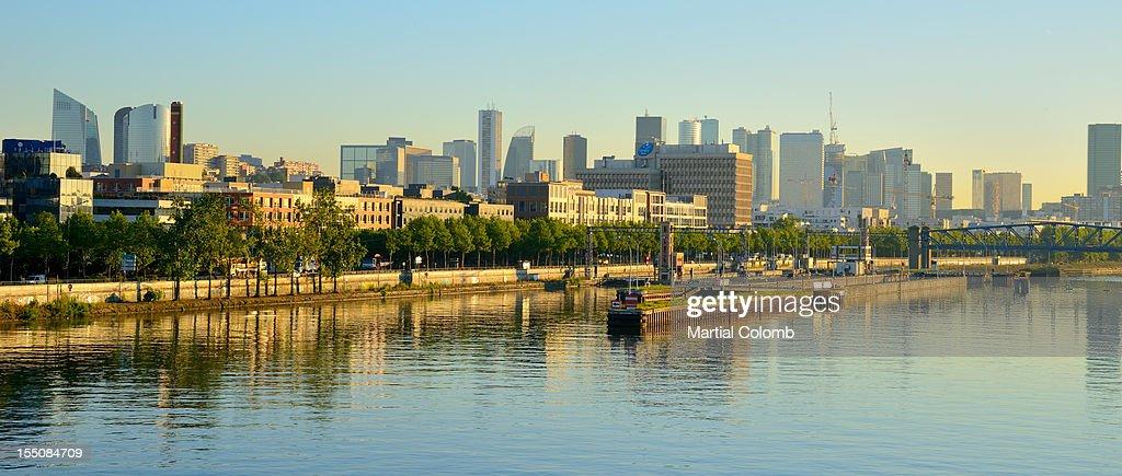 PARIS/LA DEFENSE : Stock Photo