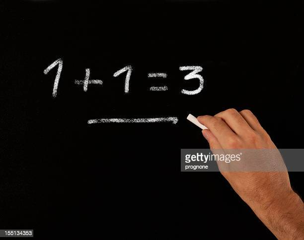 1 = 3