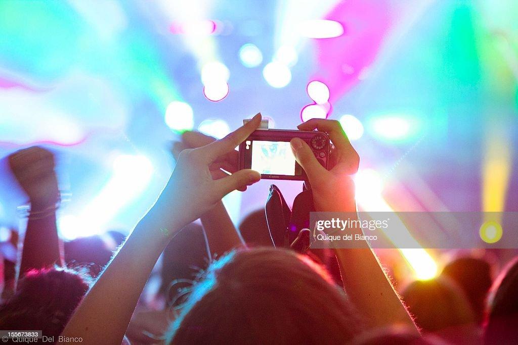 DIGITAL MUSIC : Stock Photo