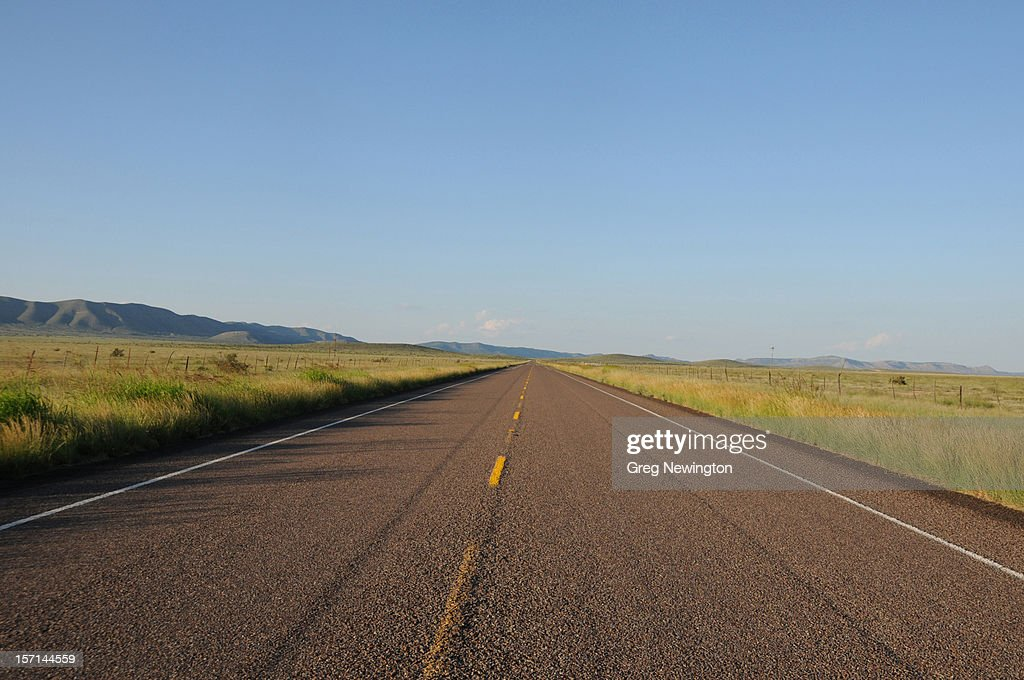 USA ROADS : Stock Photo