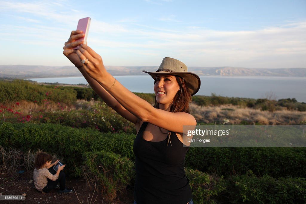 DIGITAL TOURISM : Stock Photo