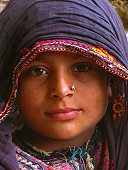 LITTLE GIRL IN TRADITIONAL DRESS