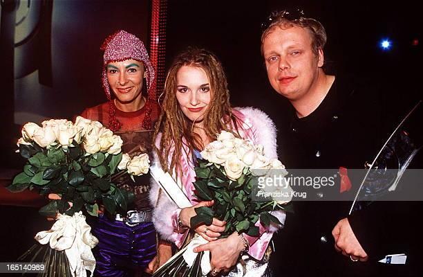 Marusha Lucilectric Goldkind Als Preisträger Bei Der Echo Verleihung 1995