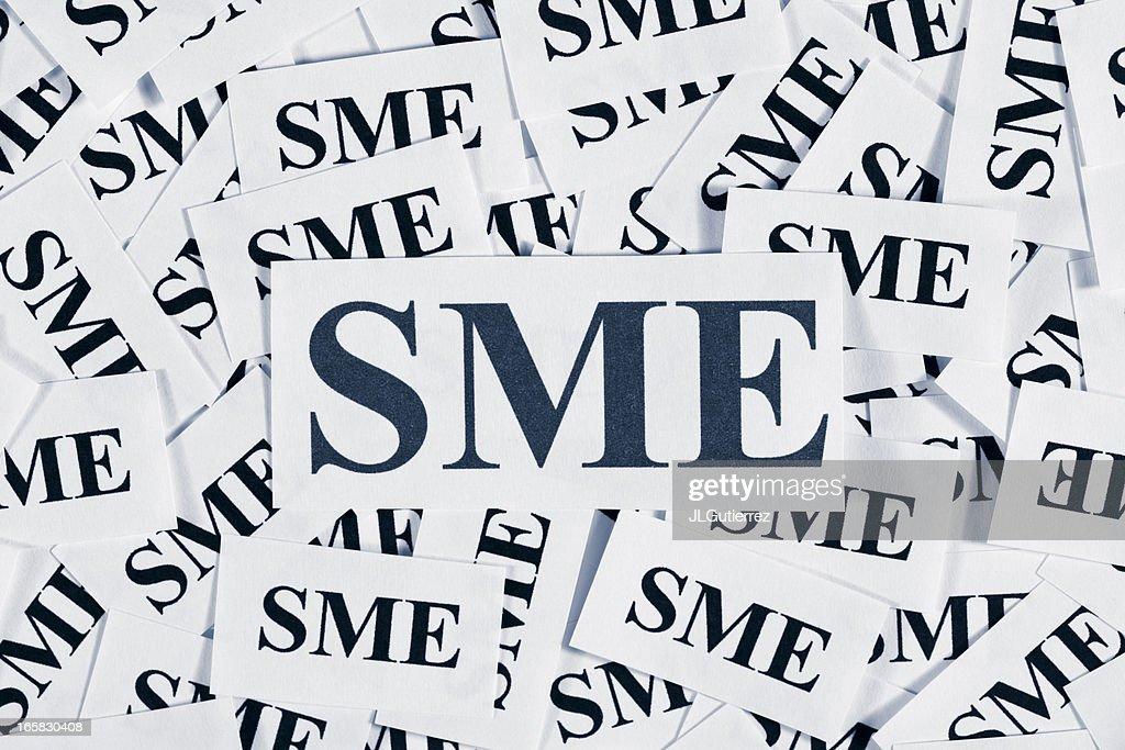 SME : Stock Photo