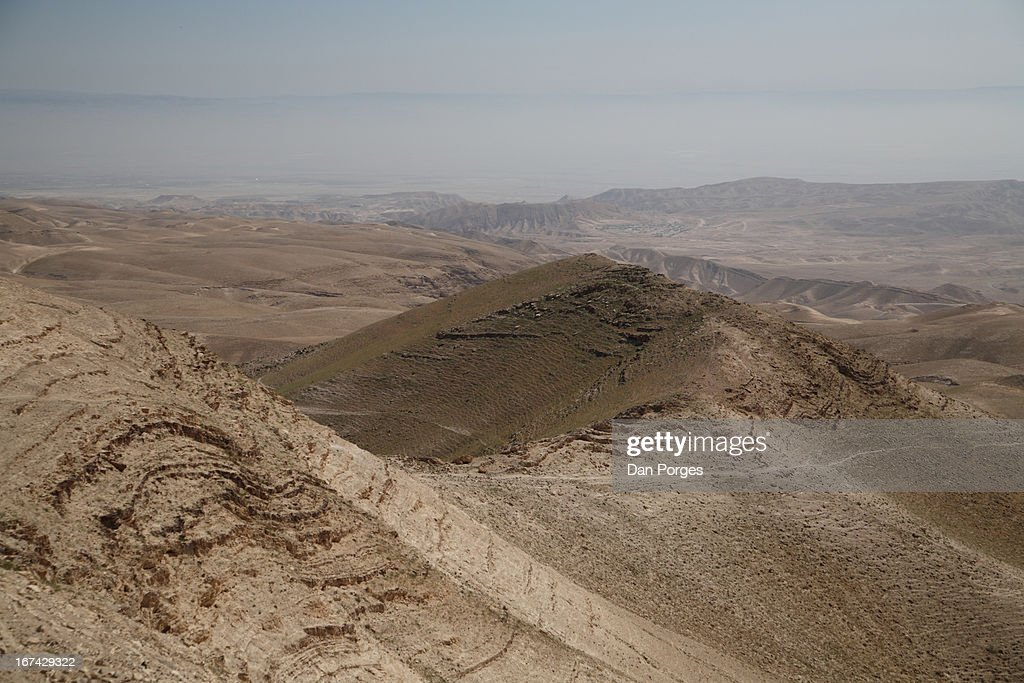 ANCIENT BIBLICAL SITE : Foto de stock