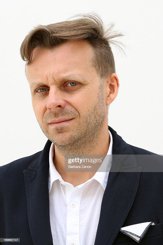 Artist Zsolt Asztalos attends the opening of The 55th International Art Exhibition at Giardini on May 30, 2013 in Venice, Italy. The 55th International Art Exhibition of La Biennale di Venezia will be open to the public from June 1- November 24, 2013.