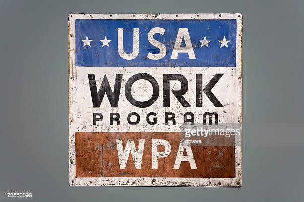 WORK PROJECT ADMINISTRATION