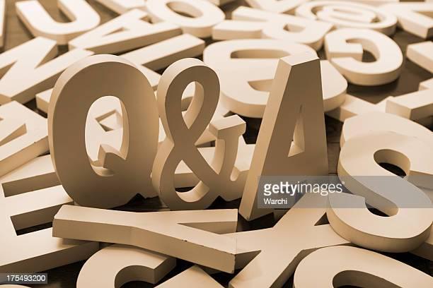 Q & um
