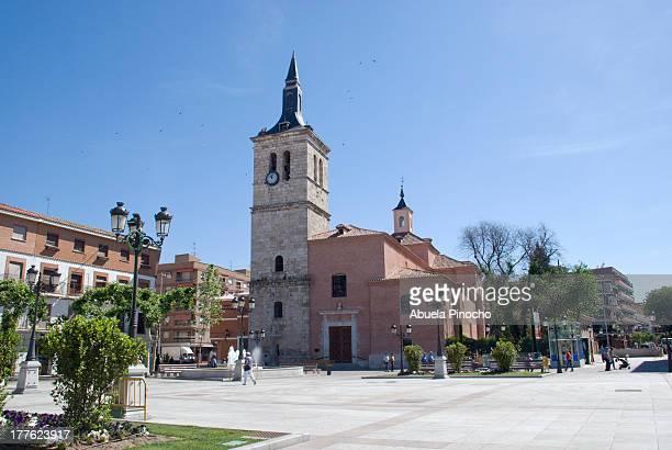 IGLESIA-TORREJON DE ARDOZ (MADRID-SPAIN)