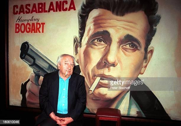 Horst Bollmann Casablanca/Marokko/Afrika ZDFSerie 'Das Traumschiff' Folge 43 'Thailand' Zigarette 'RickÏs CafŽ' 'Hyatt'Hotel Filmplakat von 'Humphrey...