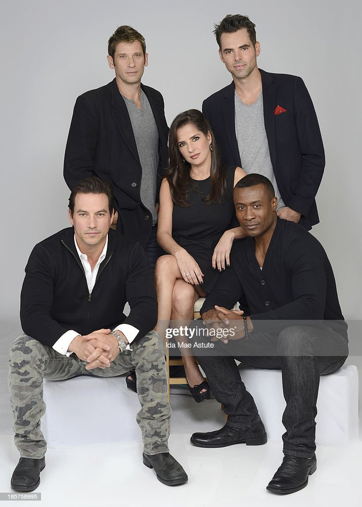 GENERAL HOSPITAL - TYLER CHRISTOPHER, ROGER HOWARTH, KELLY MONACO, JASON THOMPSON, SEAN BLAKEMORE
