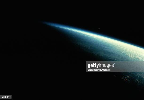 EARTH IN SHADOW
