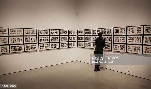 Magnificent Obsessions The Artist as Collector exhibition at the Barbican Art Gallery on February 11 2015 in London England This is the first major...