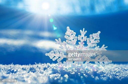 снежинка : Stock Photo