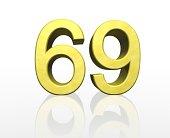golden number sixty-nine