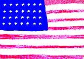 Flag of EEUU