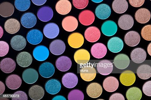 colorful circle pattern, creative abstract design background photo