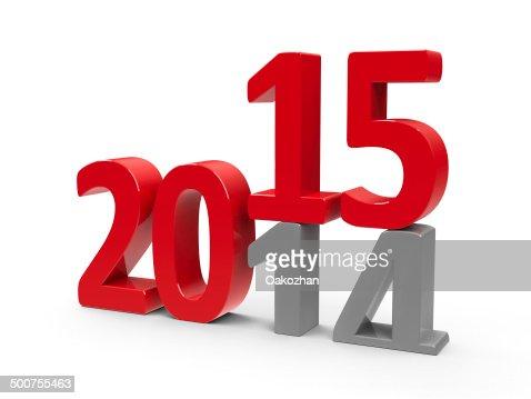 2014-2015 : Foto de stock