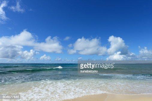 南国の海 : Stock-Foto