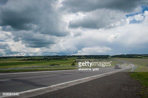 Дорога : Stock-Foto