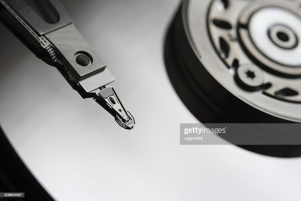HDD : Stock Photo