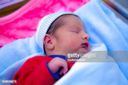 MY SON ZUNAIR AHMAD KHAN : Stock Photo