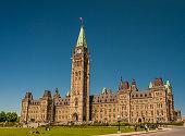 CANADA'S PARLIAMENTARY PRECINCT, Ottawa, Canada