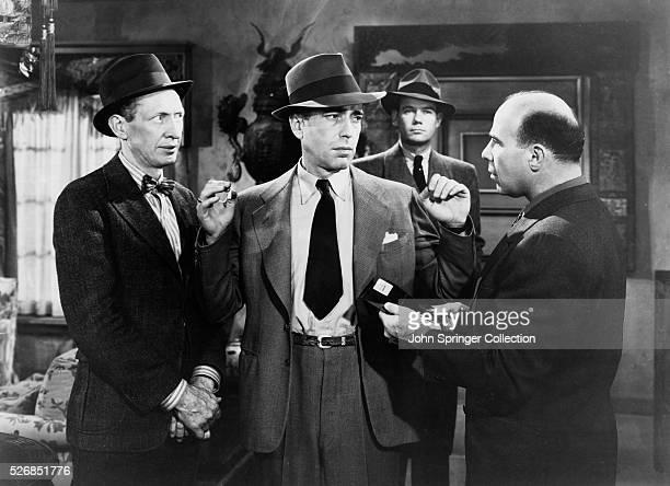 NOVEL 'THE BIG SLEEP' MOVIE STILL 1946