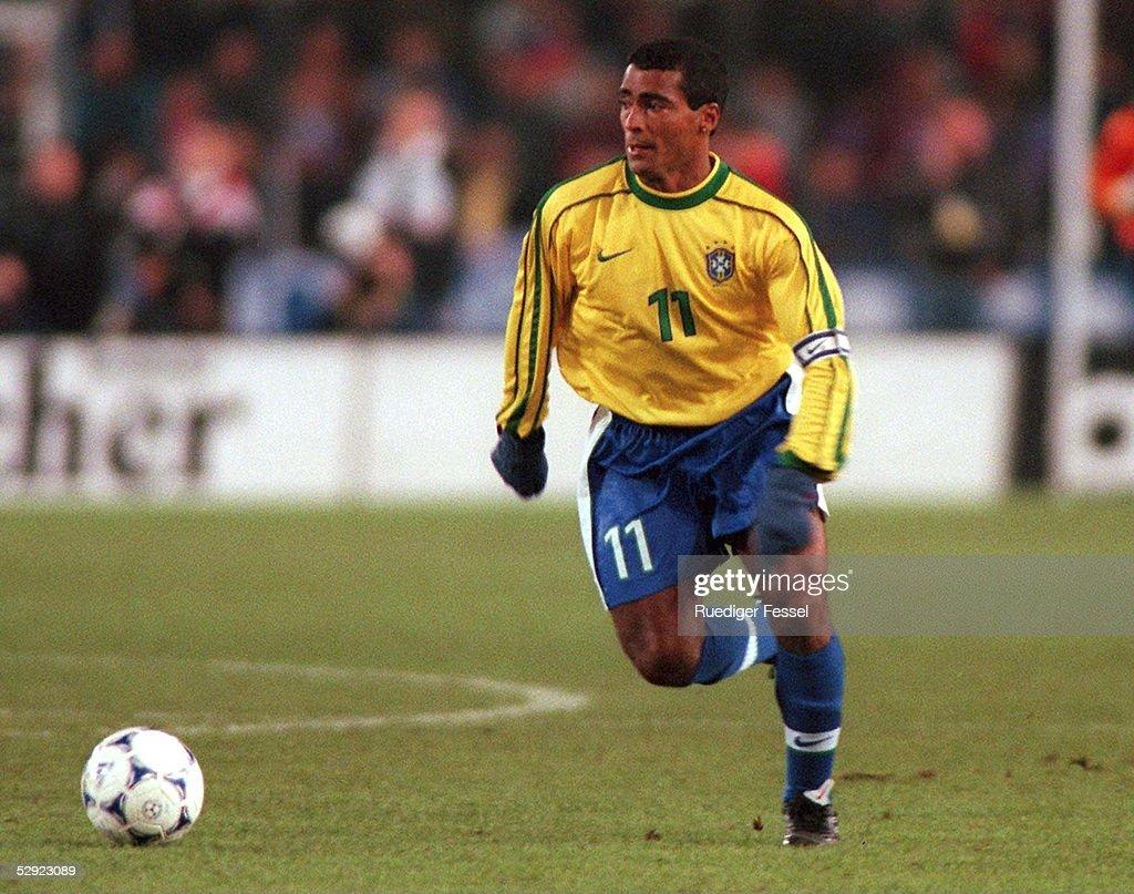 NATIONALMANNSCHAFT 1998 BRASILIEN BRAZIL BRA ROMARIO BRA