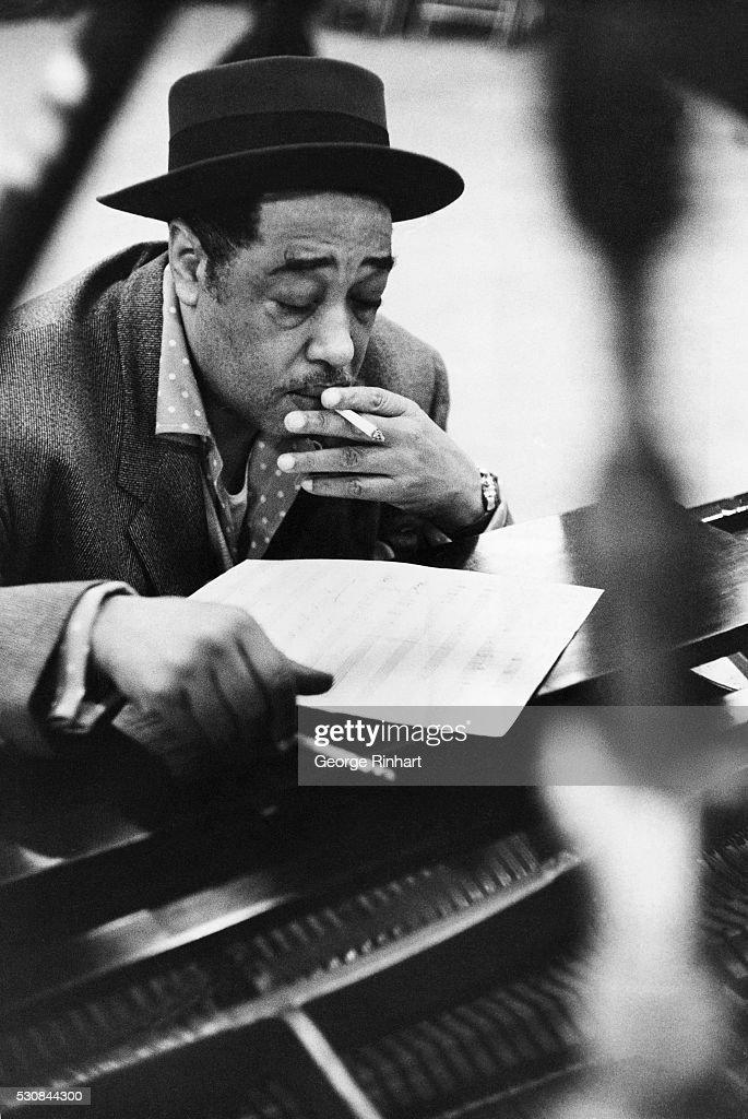 Duke Ellington life and biography