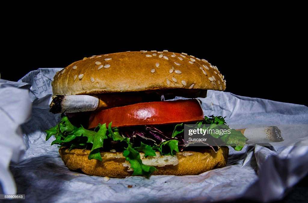 FAST FOOD : Stock Photo