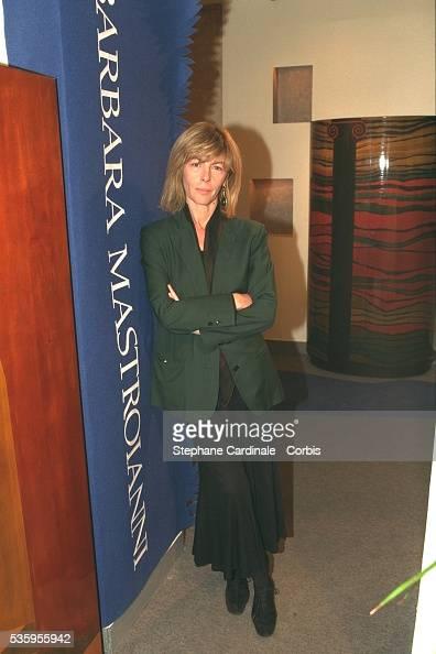 Barbara Mastroianni Photos et images de collection | Getty ...