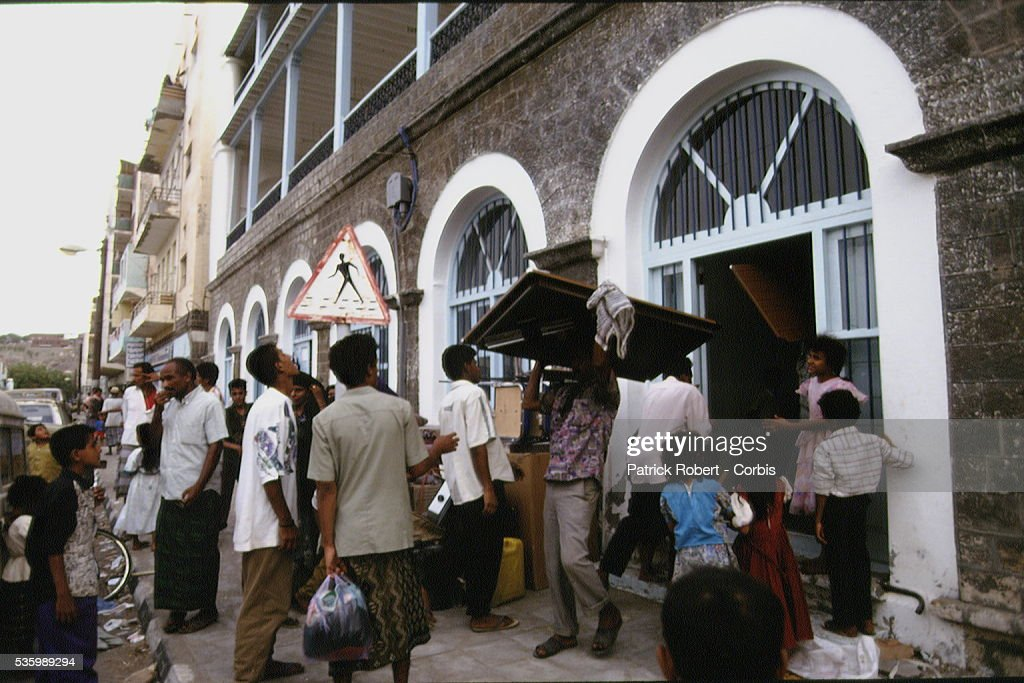 TAKEN FROM ADEN BY THE NORTHERNERS