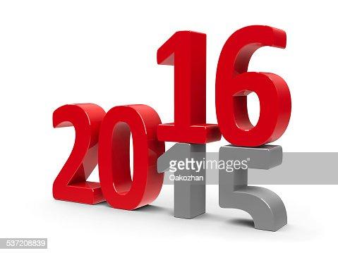 2015-2016 : Foto de stock