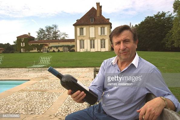 Michel gu rard stock photos and pictures getty images - Cure eugenie les bains ...