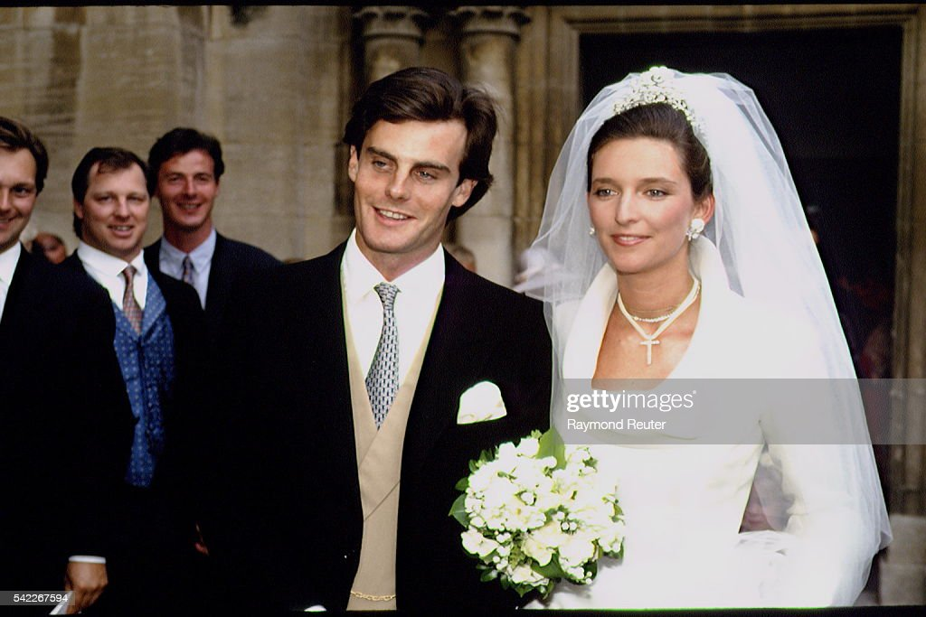 CHARLOTTE OF LUXEMBOURG MARRIES MARC CUNNINGHAM