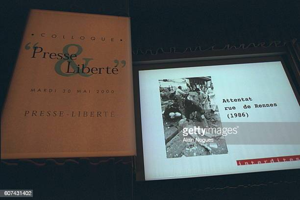 THE 'PRESS AND FREEDOM' CONFERENCE