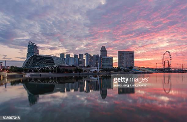 SINGAPORE SUN RISE