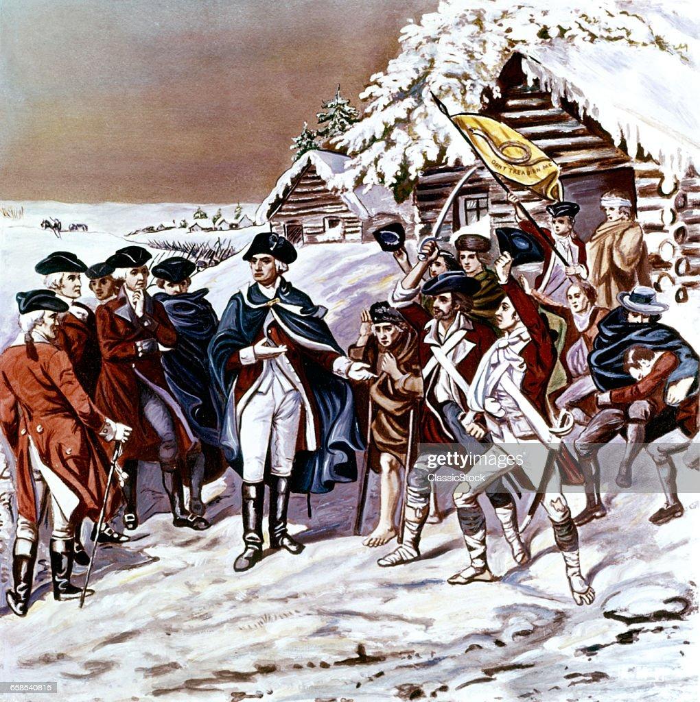 AMERICAN REVOLUTION 1777...