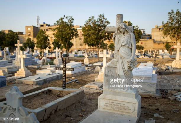 GORA QABRISTAN -THE OLDEST CHRISTIAN CEMETERY OF KARACHI