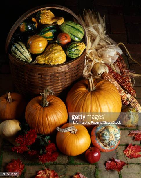 HARVEST STILL LIFE WITH...